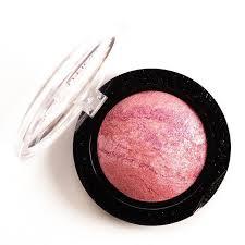 makeup revolution loved me the best baked blusher blushermakeup