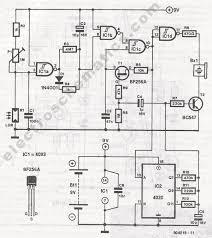 electronic mosquito sound generator circuit electronic mosquito circuit