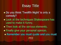 comedy in twelfth night comic characters sir andrew aguecheek sir  10 essay title do you think twelfth night