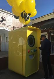 Snapbot Vending Machine Adorable SnapBot For Snapchat Spectacles NOTCOT