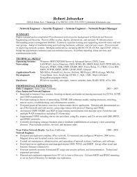Network Administrator Resume Samples Cv Template Objective Sample ...