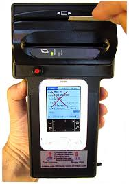 Drivers Verification Scanner Id Age License Reader