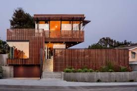 Modern architecture 20th Century Skyline Residence Utility Design Shubin Donaldson Los Angeles Modern Architects
