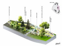 Recreational Space Design City Loop Is A Proposal For A New Multi Generational Civic
