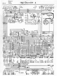 wiring diagrams 59 60 64 88 el camino central forum chevrolet 1960 1