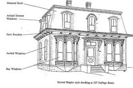 28 [ Second Empire Architecture House Plans ] Second Second