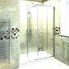 home depot shower doors frameless home depot sliding shower doors door bypass guide home depot frameless