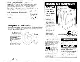 Whirlpool Dryer Red Light Check Vent Mdryer Whirlpool Manualzz Com
