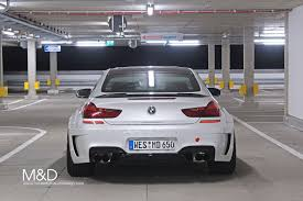 BMW Convertible how much horsepower does a bmw 650i have : M&D Tuning Takes 650i Coupe to 510 HP
