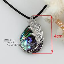 teardrop sea water rainbow abalone
