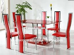 glass dining sets 4 chairs glass dining table set 4 chairs india