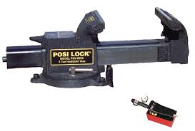 Posi Lock Puller Hydraulic Bench Vise No PHV859A In VisesHydraulic Bench Vise