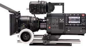 Varicam Light The Panasonic Varicam35 Has Two Native Isos And Is A Low