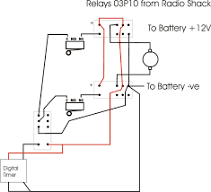 how do i wire a 12v dc motor to micro switches relay digital hen door relays jpg