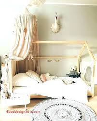 Toddler Bed Canopy Girl Children Canopy Bed Canopy Bed Image Of ...