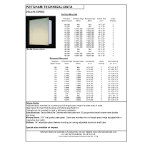 30 X 30 Medicine Cabinet Ketcham Medicine Cabinets Deluxe Series 24 X 30 Recessed