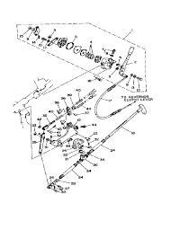 1988 yamaha terra pro 350 yfp350xu governor control parking brake rh bikebandit yamaha xs1100 wiring diagram yamaha terrapro wiring schematic