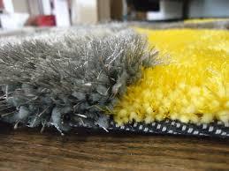 pretentious design ideas grey yellow area rug 48