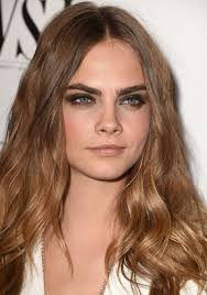 cara delevingne eyebrow secret trick