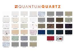 Quartz Stone Colour Chart Quantum Colours Albatross Cabinets