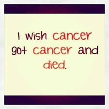 Cancer Sucks Sayings Quotes And Other Shenanigans Pinterest Mesmerizing Cancer Sucks Quotes