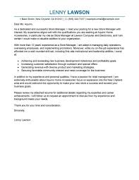 requesting a promotion letter best store manager cover letter examples livecareer