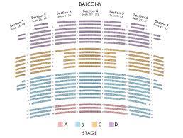 Sheas Performing Arts Seating Chart 67 Credible Sheas Seating Map