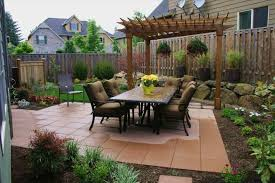 No Grass Design And Garden Image Q About Designs On Garden Ideas For Small  Backyards Without