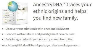 free ancestry dna kit