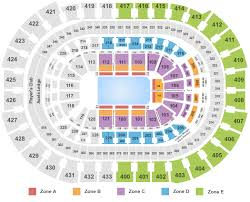 Capital One Arena Seating Chart Washington Dc