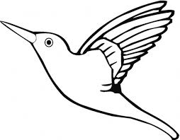 Small Picture Bird Coloring Page Free Download