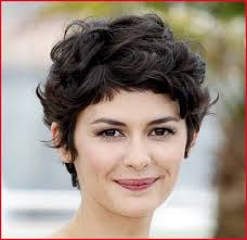 Short Hairstyles For Thick Curly Hair Round Face 242607 Best Short
