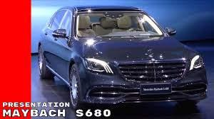 2018 maybach photos. unique 2018 2018 mercedes s class maybach s680 presentation at shanghai inside maybach photos