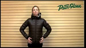 Canada Goose Camp Hoody Down Jacket Review from Peter Glenn - YouTube
