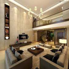 Modern Living Room Style With Ideas Design  Fujizaki - Living room modern style