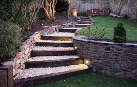 Small Picture Garden Stairs Made Of Wood Stairs Garden Ideas Fresh Design Pedia