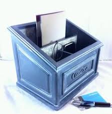 damask office accessories. Gray Desk Top Mail Holder Damask Accessory Home Office Www.Reimaginations.Etsy. Accessories