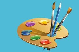 Coloriage Peinture Sur Hugolescargot Com