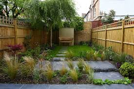 Small Picture Small Garden Re Landscaping in Chiswick Positive Garden