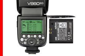 GODOX – V860II-C – Canon TTL Radio Speedlite – Now Available ...