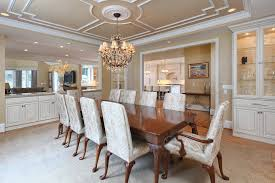 philadelphia arcade room dining traditional with recessed lighting d chandeliers china hutch