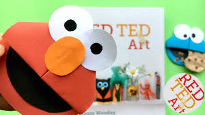 easy elmo bookmark diy cute corner bookmark diy ideas red ted art