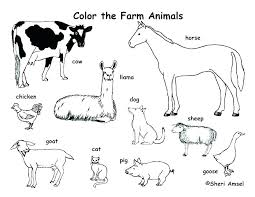 farm coloring pages pdf animal coloring pages coloring animal pages farm color pages farm coloring pages farm coloring pages