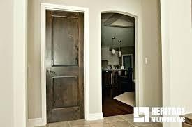 staining interior door staining interior door knotty alder stained dark with white trim hall stained interior door white trim staining interior door stain