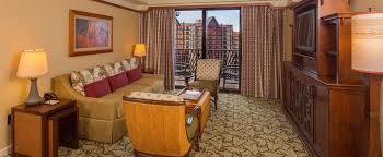 One Bedroom Balcony Suite One Bedroom Parlor Suite Aulani Hawaii Resort Spa
