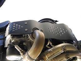 ducati scrambler engine guard by evotech motorcycles gear