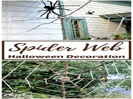 50 unique stocks giant spider decoration diy ideas of spider web decoration ideas