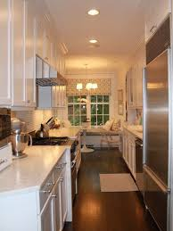 40 Beautiful Galley Kitchen Design Photo Gallery Home Interior And Magnificent Kitchen Design Courses Exterior
