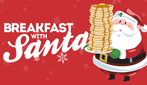 Image result for kiwanis club breakfast with santa