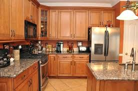 kitchen backsplashes with oak cabinets a durable material to get perfect kitchens backsplash light m42 oak